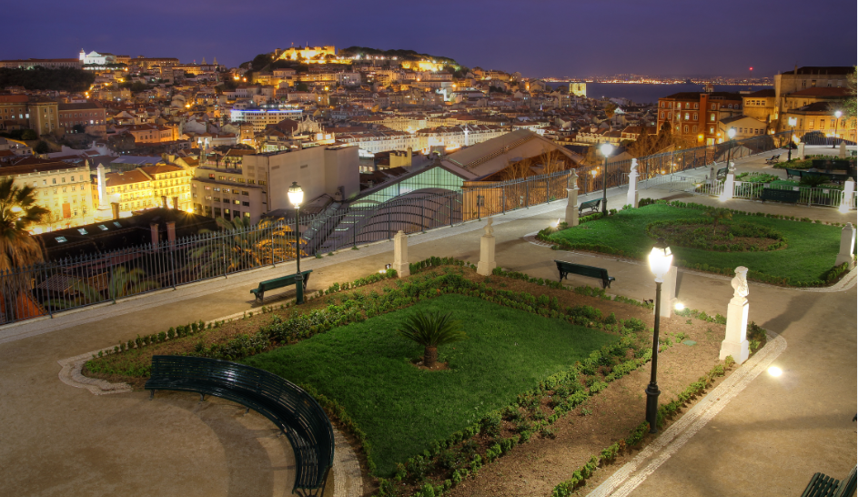LISBON BY NIGHT – LISBON  <br> (3 hours)