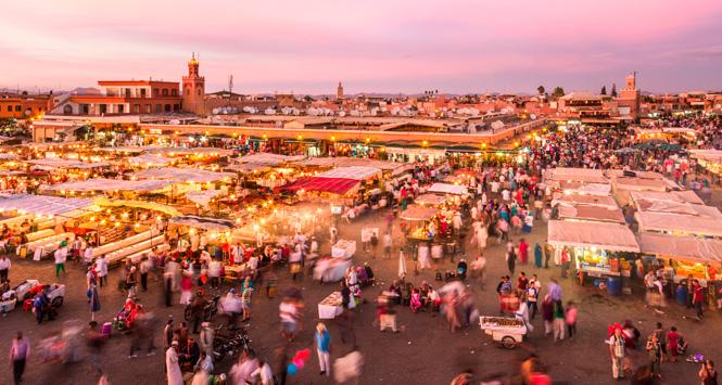 MARRAQUEXE | CITY BREAK<br>A Partir de 315€