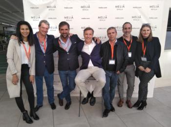 Evento Pré- IBTM World do Grupo Meliá