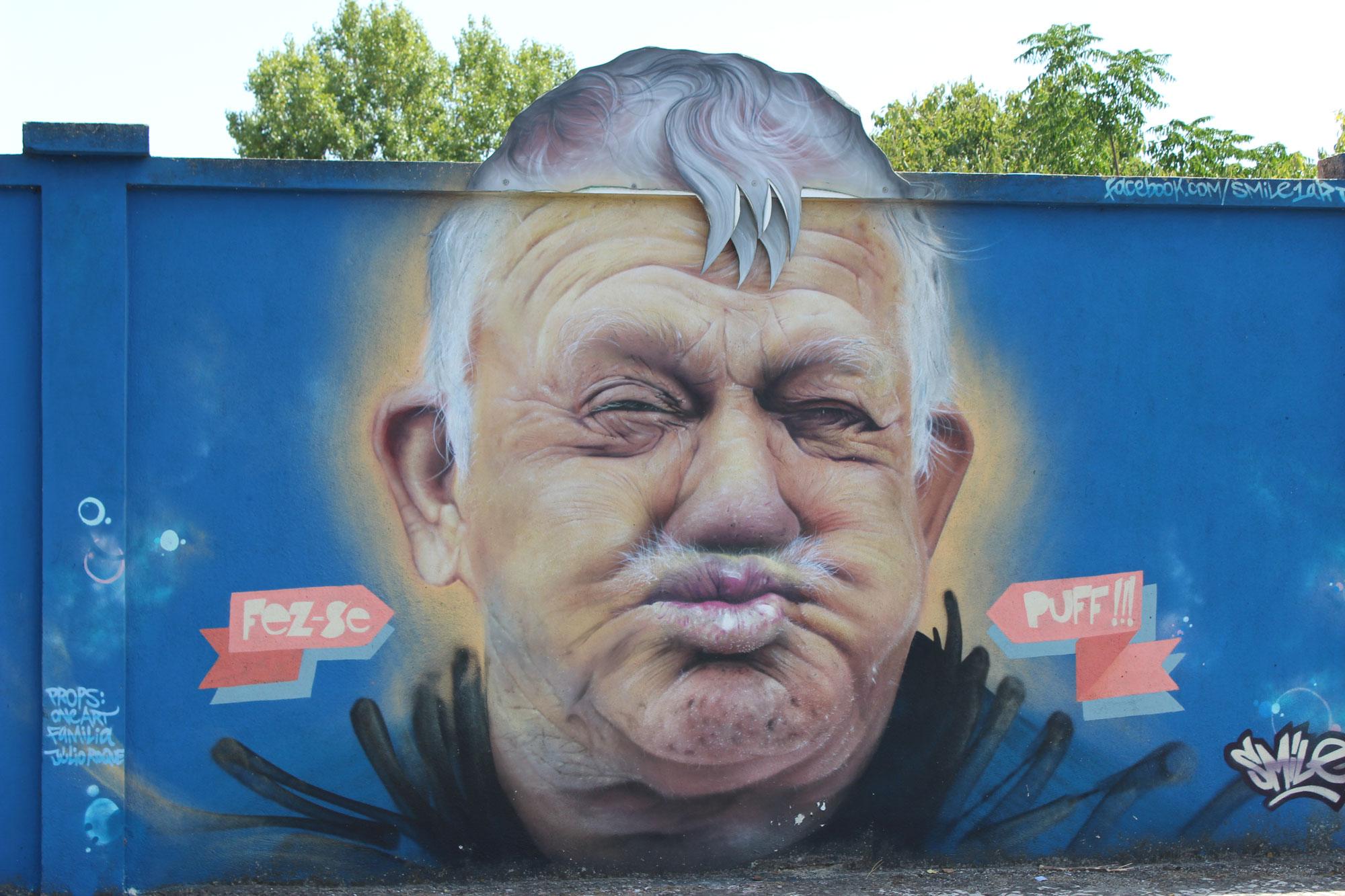 LISBOA GRAFFITI TOUR  <br> (3 horas)