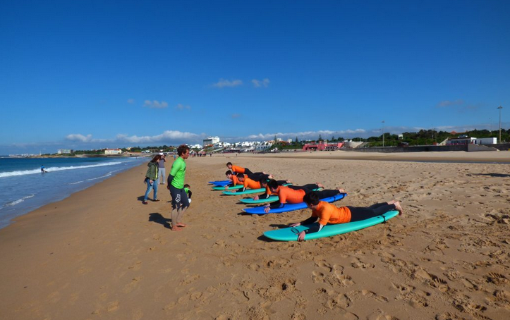SURF & SUNSET  <br> (1 dia - das 9:00 às 20:00)