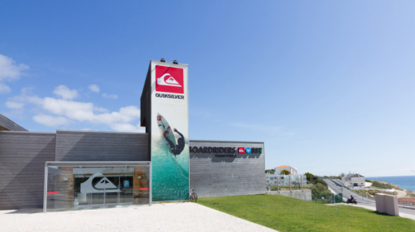 PARTNERSHIP WITH QUIKSILVER ERICEIRA AND TUPER