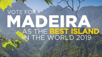 MADEIRA FOR THE BEST INSULAR DESTINATION IN THE WORLD